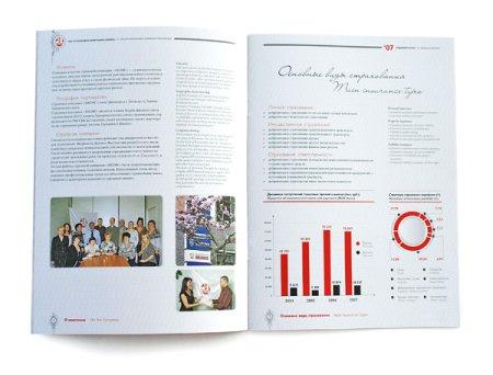 Годовой отчет «Акомс» за 2007 год