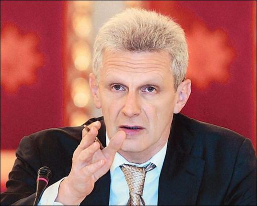 министр образования и науки Российской Федерации А.А. Фурсенко